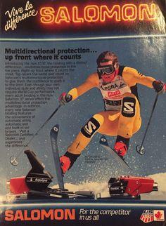 1983 Alpine Skiing, Snow Skiing, Ski Racing, Ski Equipment, Ski Gear, Oldschool, Vintage Ski, Ski Fashion, Longboarding