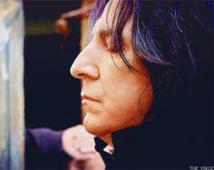 Severus Snape /  Alan Rickman