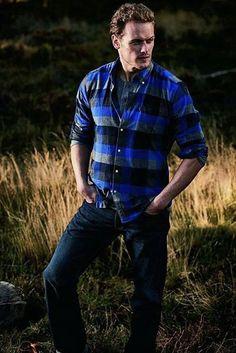 55c252b2 Embedded Outlander 2016, Love Sam, Sam Heughan Outlander, Sam Heughan  Caitriona Balfe,