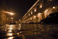Mamaison Hotel Le Regina Warsaw- by night