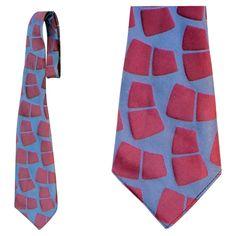 1920's -1930's Vintage Necktie Gangster Boardwalk Empire Neck Tie from toinetterl on Ruby Lane