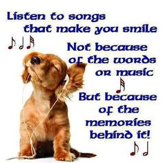 music my escape from the real world :-)