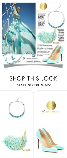 """""""Angieberrys 8"""" by blagica92 ❤ liked on Polyvore featuring Natasha Zinko and Christian Louboutin"""