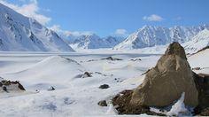 Talus in Alaska Range by Lee Petersen, via Flickr