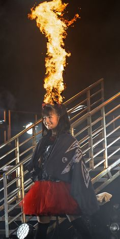 Yui Mizuno (Yui Metal of Babymetal)