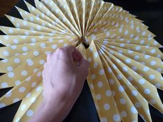 How to Make Paper Pinwheels - The Easy Way