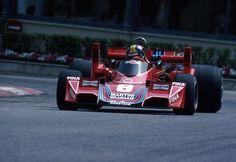 1976 GP Monaco (Carlos Pace) Brabham BT45 - Alfa Romeo