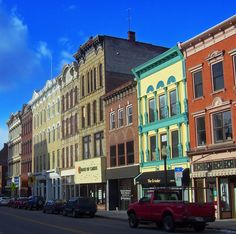 Main Mall Row in downtown Poughkeepsie, NY, USA  Date20 January 2008  SourceOwn work  AuthorDaniel Case