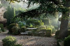 Le jardin de Nicole de Vesian
