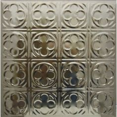 http://www.metalceilingexpress.com/metal-ceiling-tiles/pattern-135-sixteen-mini-clover-leaf?gclid=CKHP9sWxs8YCFYdsfgod3SkA2Q