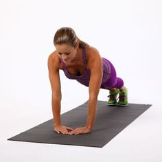 Sculpt Arms Faster With These 8 Push-Up Variations | Pop Sugar: