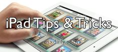 14 Must-Know iPad Tips & Tricks