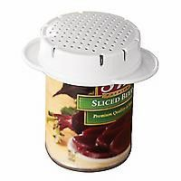 Can Strainer - Pampered Chef - I know, this is a really lame thing to love. Maybe I need to get a life!