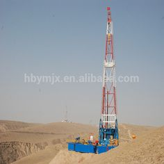 API 4F ZJ40/2250 (shale Gas drilling rig) high quality oil drilling rig