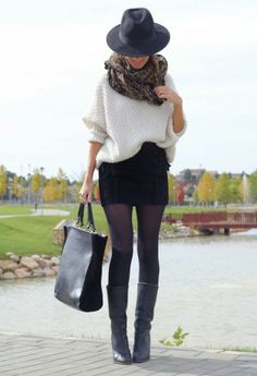 18 Gorgeous Outfit Ideas for Cold Days