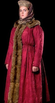Traditional winter clothes from Solvychegodsk Region, Vologda Province, Russia. Late 19th century. Authentic specimen from Ivan I. Glazunov's collection. #Russian #folk #national #costume