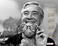 Fred Rogers began his PBS children's television show with this song every… Fred Rogers, Me Tv, Successful People, Back In The Day, Good People, New Day, Beautiful Day, Make Me Smile, Childhood Memories