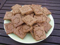 W poszukiwaniu SlowLife: Ciasteczka antystresowe św. Hildegardy Cookies, Desserts, Food, Crack Crackers, Tailgate Desserts, Deserts, Biscuits, Essen, Postres