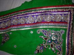 Indian Ethnic Beautiful Traditional Bollywood Designer Stylishcrystal stone sari