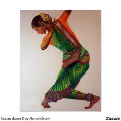 Danza india II Póster