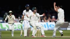 #Englandsuffers a 400 run #defeat_in_Ashes Australia bowled out England for 103 on fourth day of second test with a chasing score of over five hundred they had set.