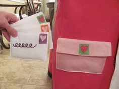 Love and Some Verses: Felt Card Table PLAYHOUSE!