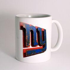 New York Giants for Mug Design
