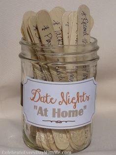 Originally found as great bridal shower gift idea, but I think this makes a great baby shower gift for the parents. At home date nights are incredibly practical for new parents. Wish I had this!