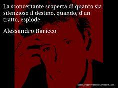 Cartolina con aforisma di Alessandro Baricco (61)