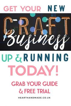 Learning how to start online craft business has never been easier, grab your free Shopify Success planner & kickstart your career as a handmade shop owner Online Earning, Earn Money Online, Online Jobs, Craft Business, Creative Business, Online Business, Earn Money Easily, Make Money Now, Making Money On Youtube