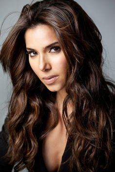 Roselyn Sanchez. Gorgeous hair and color.