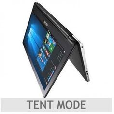2016 New Edition Asus Flip 2-in-1 15.6-inch Touchscreen Convertible Laptop Or