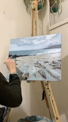 Acrilic Paintings, Simple Acrylic Paintings, Acrylic Painting Tutorials, Pastel Art, Artist Art, Art Tutorials, Art Lessons, Inspiration, Creative Painting Ideas
