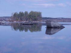 Great Moose Lake, Maine