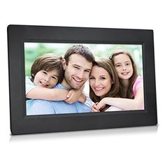 WiFi Cloud Digital Photo Frame with Touch Panel