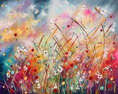 Emma Campbell, Kildare, Ireland Bee Free, Flower Artwork, Irish Art, Flower Aesthetic, Purple Rain, Wild Hearts, Arrow Keys, Close Image, Blue Moon