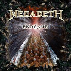 Mustaine says the flies on the album cover are directly out of the Biblical Book of Revelation (9:1-11). Notice the illuminati pyramid. The walls are stacked FEMA coffins. The song ENDGAME, on the album of the same title by MEGADETH, addresses the forming New World Order. Wake up people!