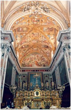 Chiesa della Certosa di San Martino, Napoli (Vomero)