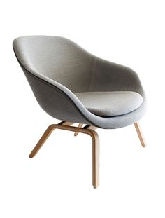 Poltrona About a Lounge chair Low - AAL83