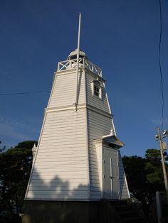 lighthouse, Sakata, Yamagata, JAPAN #japan #yamagata