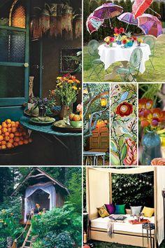 Bohemian-gardens-hideaways-outdoors-boho-bohocircus