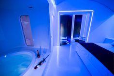EMMA SCOLARI  Senses Room - Dealuna Motel, Fidenza, Italy
