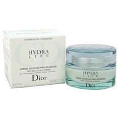 Christian Dior Hydra Life Pro-Youth Comfort Creme Normal to Dry Skin for Unisex, 1.7 Ounce *** Click image for more details.