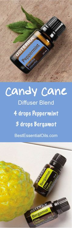 Candy Cane doTERRA Diffuser Blend