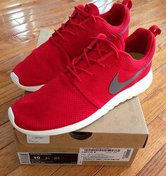 wholesale dealer a2954 5aa98 Nike Roshe Run Sport Red OG DS Size 10 yeezy black iguana calypso mango  woven