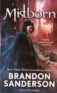 What you expect: Twilight, but with more wizards.What you get: An innovative and expertly deployed magic system, a popular uprising led by a gang of badass thieves, and shitloads of intrigue.