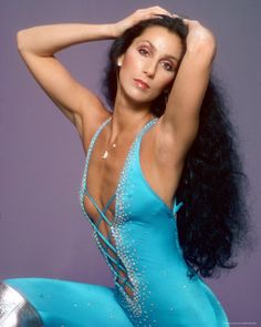 Cher in another costume