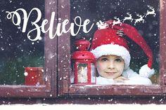 Merry & Bright Christmas Photoshop Overlays - Uplift Photoshop Actions