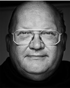 Jean-Luc Dehaene (1940-2014) - Belgian politician (CD&V) who served as Prime Minister of Belgium from 1992 until 1999. Photo by Stefan Vanfleteren