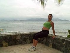 Pregnancy Exercises – Body Weight Exercises Exercises for a stronger body that require no equipment. These exercises can safely be performed throughout your entire pregnancy. Effective, safe moves for … source Pregnancy Workout Videos, Prenatal Workout, Pregnancy Test, Weight Exercises, Body Exercises, Cool Summer Outfits, Baby Body, Gym, Get In Shape